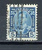 CANADA : SOUVERAINS  N° Yvert 176 Obli. - 1937-1952 Reign Of George VI