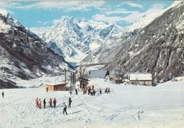 Champsaur Serre-eyraud Remonte Pente Et Piste De Ski - Otros Municipios
