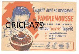 BUVARD  - PAMPLEMOUSSE D AFRIQUE DU NORD - Food