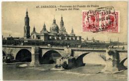 España Nº 495 En Tarjeta Postal - 1889-1931 Kingdom: Alphonse XIII