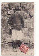 Moeurs Et Types Bretons - Paysan De Beuzec / Editions LL N°107 - Beuzec-Cap-Sizun