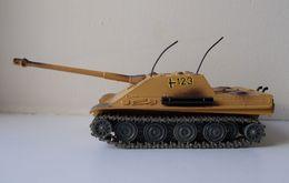 - Char - JAGDPANTHER - Solido - N°228 - 9/1971 - - Tanks