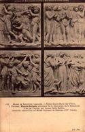 30  Cartes Musée De Sculture Comparée - Vierge - Bill-827 R/v - Sculptures