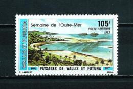 Wallis Y Futuna  Nº Yvert  A-118  En Nuevo - Aéreo