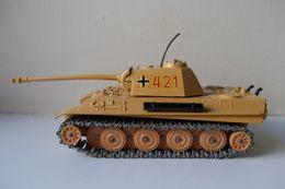 - Char - PANTHER G - Solido - N°236 - 11/1973 - - Tanks