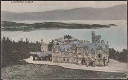 Duncraig Castle, Plockton, Ross-shire, 1905 - Postcard - Ross & Cromarty