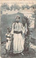 CPA Marseille Exposition Coloniale Enfants Marocains (animée) CC 901 - Colonial Exhibitions 1906 - 1922