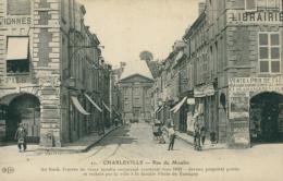 08 CHARLEVILLE /Rue Du Moulin / - Charleville