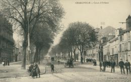 08 CHARLEVILLE /Cours D'Orléans / - Charleville