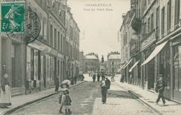 08 CHARLEVILLE /Rue Du Petit Bois / - Charleville