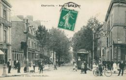 08 CHARLEVILLE / Avenue De La Gare / - Charleville