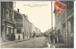 42  ROANNE  Faubourg Mulsant - Chemins De Fer