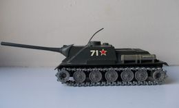- Char - SU 100 URSS - Solido - N°208 - 3/1964 - - Tanks