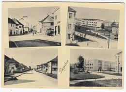 Prijedor Old Postcard Travelled 1962 B180103 - Bosnia And Herzegovina