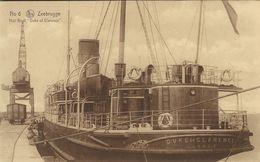 "Hull Boat  "" Duke Of Clarence"" In Port. Zeebrugge Belgium.  S-4179 - Ferries"
