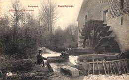 Waremme - Moulin Dotrenge (animée, Edit. Jeanne, 1907) - Waremme