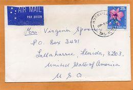 Australia Cover Mailed - 1966-79 Elizabeth II