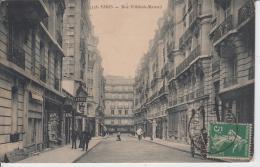 PARIS -  358 - Rue Villebois Mareuil - France