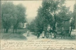 AK Iserlohn Dröschede , O 1904 Bahnpost (28469) - Iserlohn