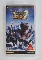 PSP Japanese : Monster Hunter Portable 2nd ULJM-05156 - Sony PlayStation