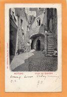 Nettuno Italy 1900 Postcard - Italia