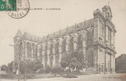 Chalons Sur Marne - La Cathédrale - Châlons-sur-Marne