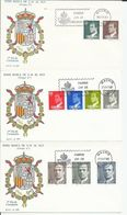 "España. 1981. Serie Básica. ""Juan Carlos I"" - FDC"