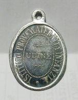 UDINE - GETTONE / TOKEN / PLACCHETTA - ISTITUTO PROV. MATERNITA' INFANZIA (1949) Alluminio / 27X22mm - Professionals/Firms