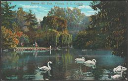 Beacon Hill Park, Victoria, British Columbia, Canada, C.1910 - Coast Publishing Co Postcard - Victoria