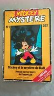 MICKEY MYSTERE N° 1 Donald Sur Les Traces De FANTOMIALD HORS SERIE DU JOURNAL DE MICKEY - Mickey Parade