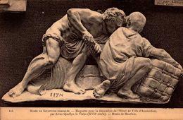 30  Cartes Musée De Sculture Comparée - 3 - Bill-829 R/v - Sculptures