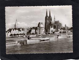 75148    Germania,    Koln Am Rhein,  Rheinansicht,  NV - Koeln