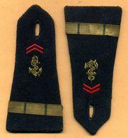 Epaulettes TDM - Colo - Galon D'aspirantt - Uniforms
