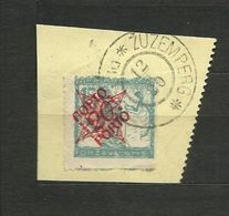 1919 S.H.S.YUGOSLAVIA -  SLOVENIA - VERIGARJI -  15vin./20vin Used.ŽUŽEMPERG - 1919-1929 Regno Dei Serbi, Croati E Sloveni