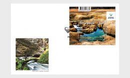 Slovenië / Slovenia - Postfris / MNH - FDC Sheet Notranjska Nationaal Park 2017 - Slovenië