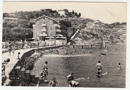 Piran, Hotel Fiesa (Foto: Đuro Griesbach) Old Postcard Travelled 1960 B180103 - Slovenia