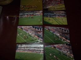 B675   8 Fotografie Squadra Di Calcio Genoa Cm10x15 - Fotografia