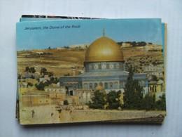 Israël Jerusalem Dome Of The Rock - Israël