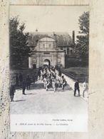62 - CPA  Animée ARRAS - La Citadelle - Avant La Terrible Guerre (Charles Ledieu-4) - Arras