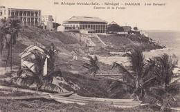 AFRIQUE OCCIDENTALE. SENEGAL. DAKAR. ANSE BERNARD. CASERNE DE LA POINTE. VOYAGEE-TBE-BLEUP - Senegal