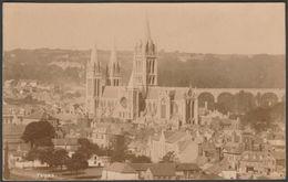 General View, Truro, Cornwall, C.1920 - K Ltd RP Postcard - England