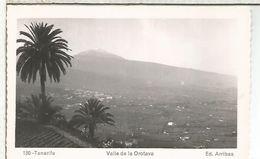 CANARIAS SANTA CRUZ DE TENERIFE OROTAVA SIN ESCRIBIR - Tenerife