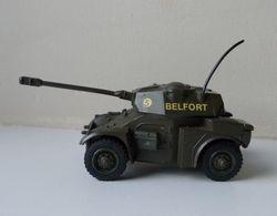 - Char - PANHARD AML H 90 F1 - Solido - N°240 - 9/1973 - - Tanks