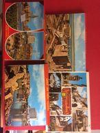 Lots DE 40 Carnets Souvenir Grand  Format  15 X 11 Cm  France Etranger - Cartes Postales
