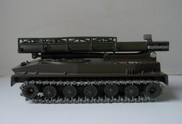 - Char - PT 76 URSS - Solido - N°207 - 9/1962 - - Tanks