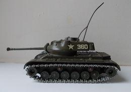 - Char - GENERAL PATTON M-47 - Solido - - Tanks