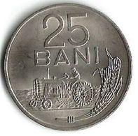 Pièce De Monnaie 25 Bani 1960 - Roumanie