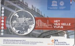 Nederland - Herdenkingsmunt - Het Van Nelle Vijfje - Coincard - Niederlande