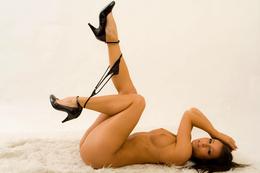 Original ART Nude Photo 15x10 Cm (4x6 Inch) Russian Model NU Erotic (7808) - Pin-Ups