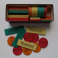 - Boite De Jetons - Apéritif Cap Corse DAMIANI - - Playing Cards